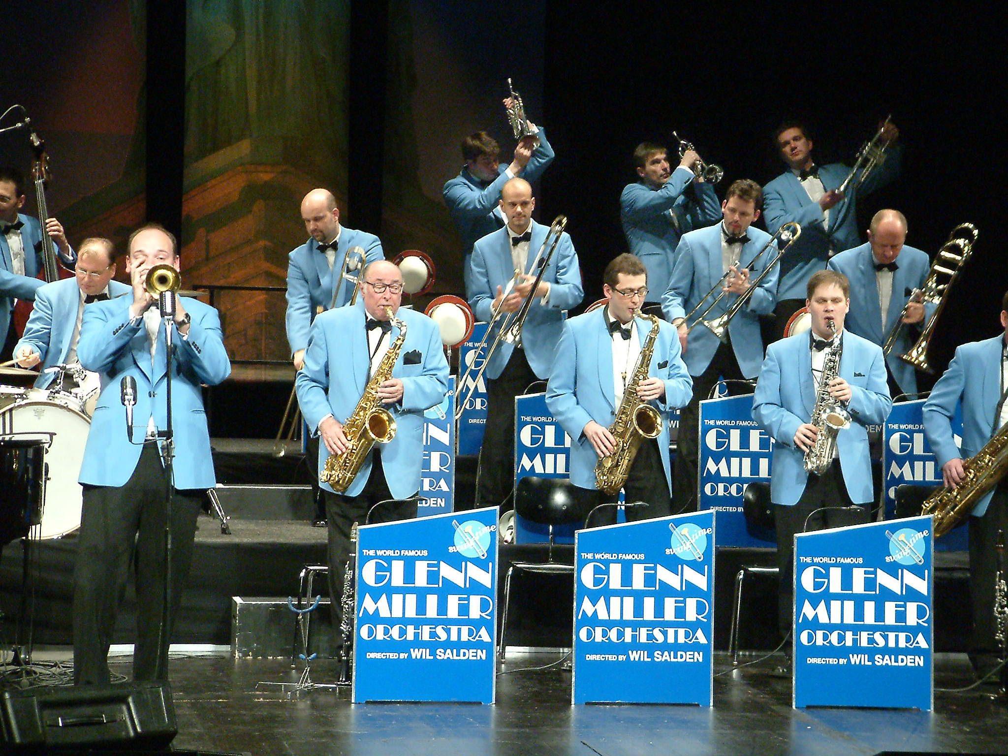 Оркестр короля свинга Гленна Миллера – вновь в Израиле
