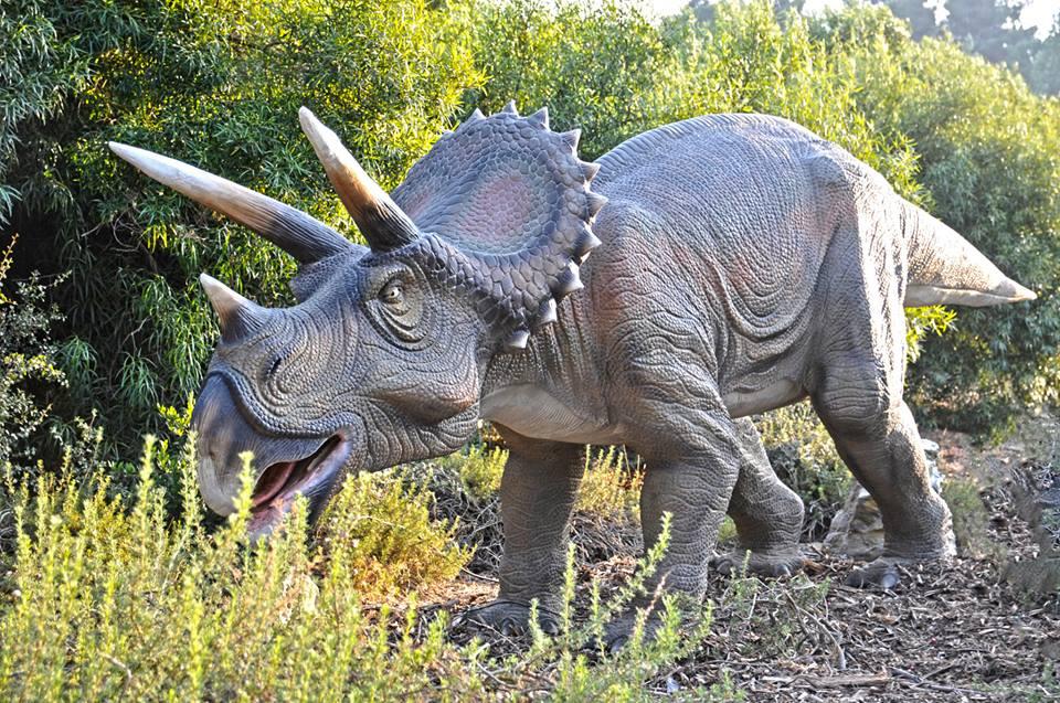 Последние дни «Королевства динозавров»!