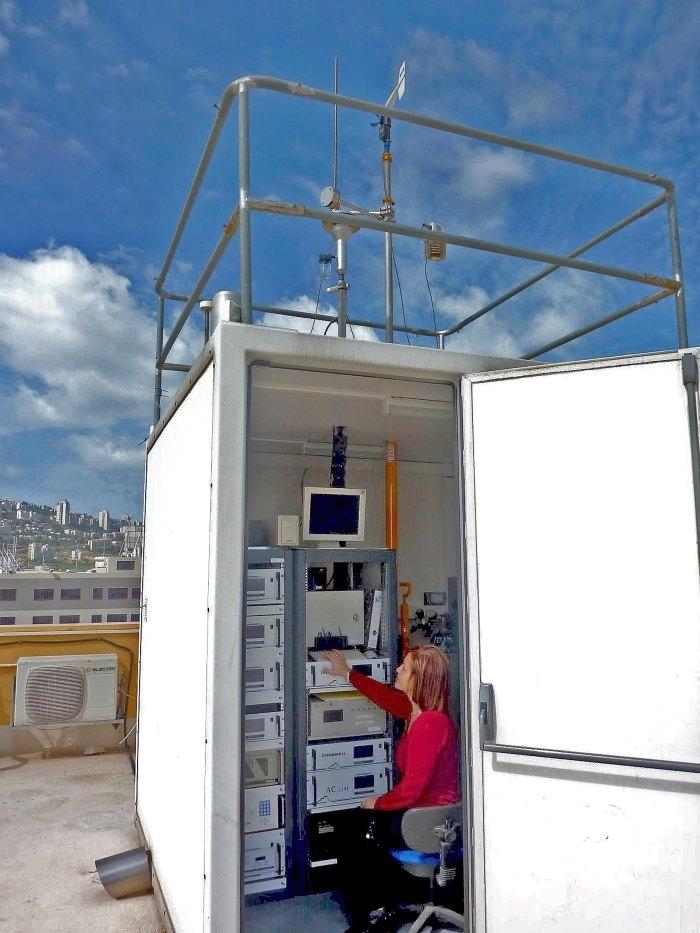 Хайфа: новая программа наблюдения за качеством воздуха