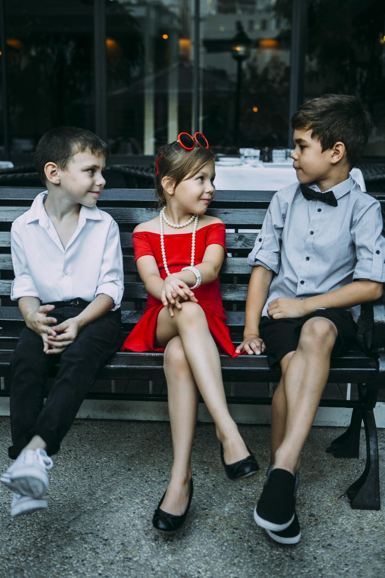 Дети и родители в одном стиле: наряды на Рош а-Шана от Honigman