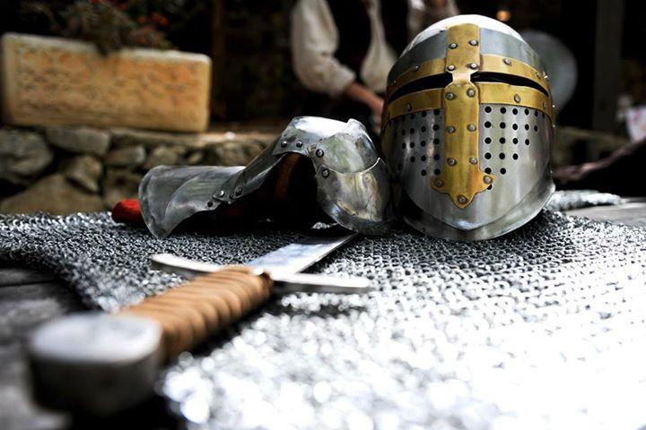 Ежегодный международный фестиваль живой истории «Рыцари Иерусалима»