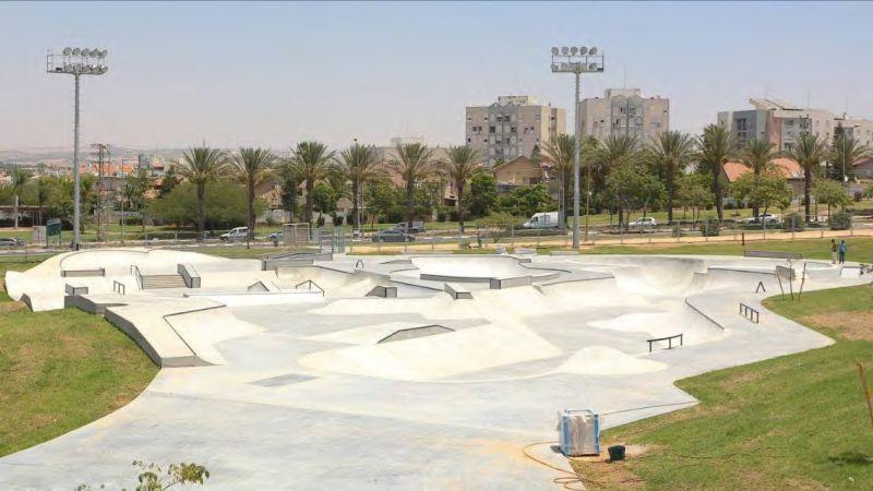 Новый парк для экстремалов