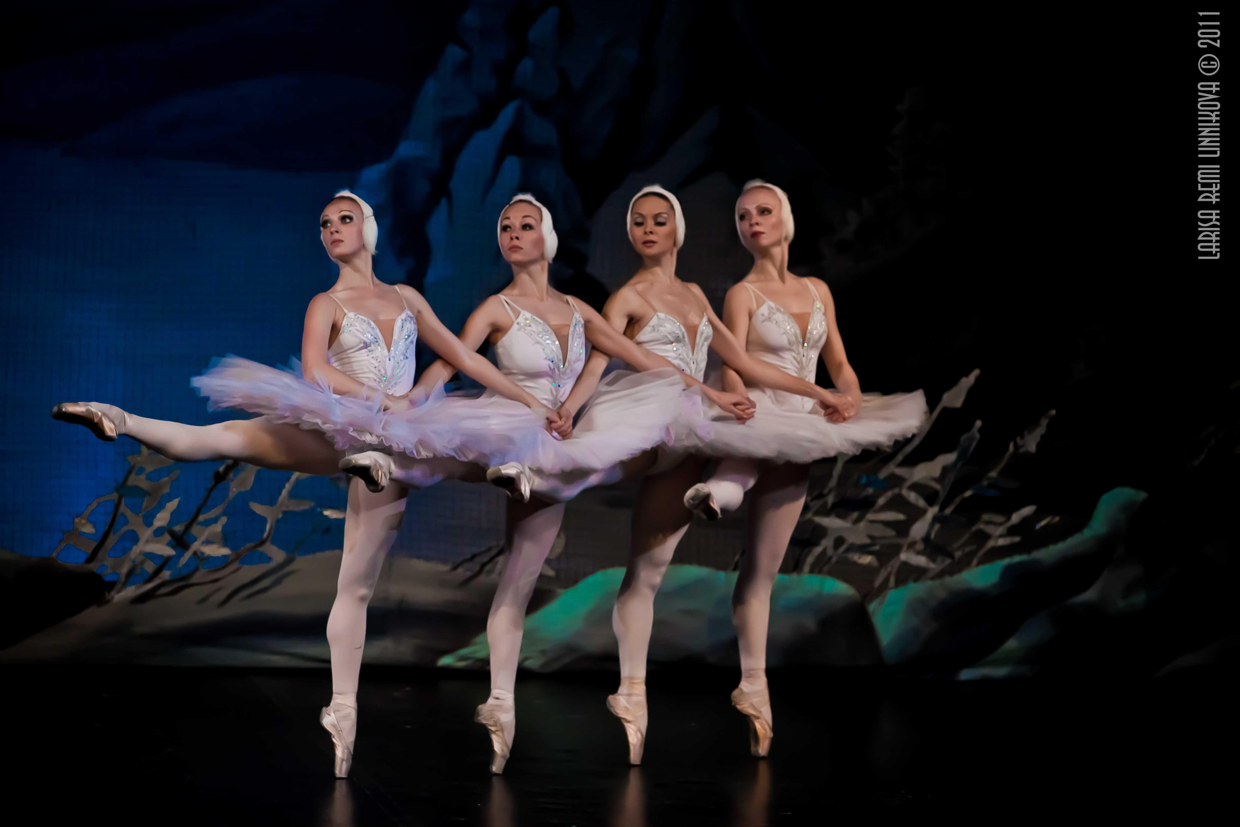 «Русский балет» из Санкт-Петербурга — осенью в Израиле