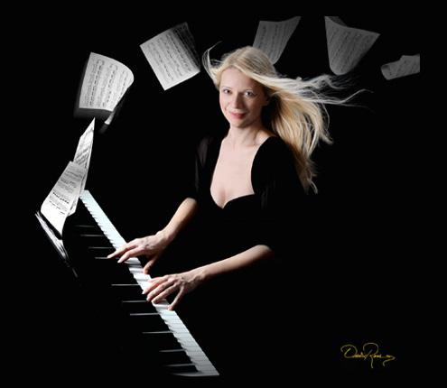 Валентина Лисица — самая популярная классическая пианистка мира на сайте YouTube – с единственным реситалем в Ашдоде