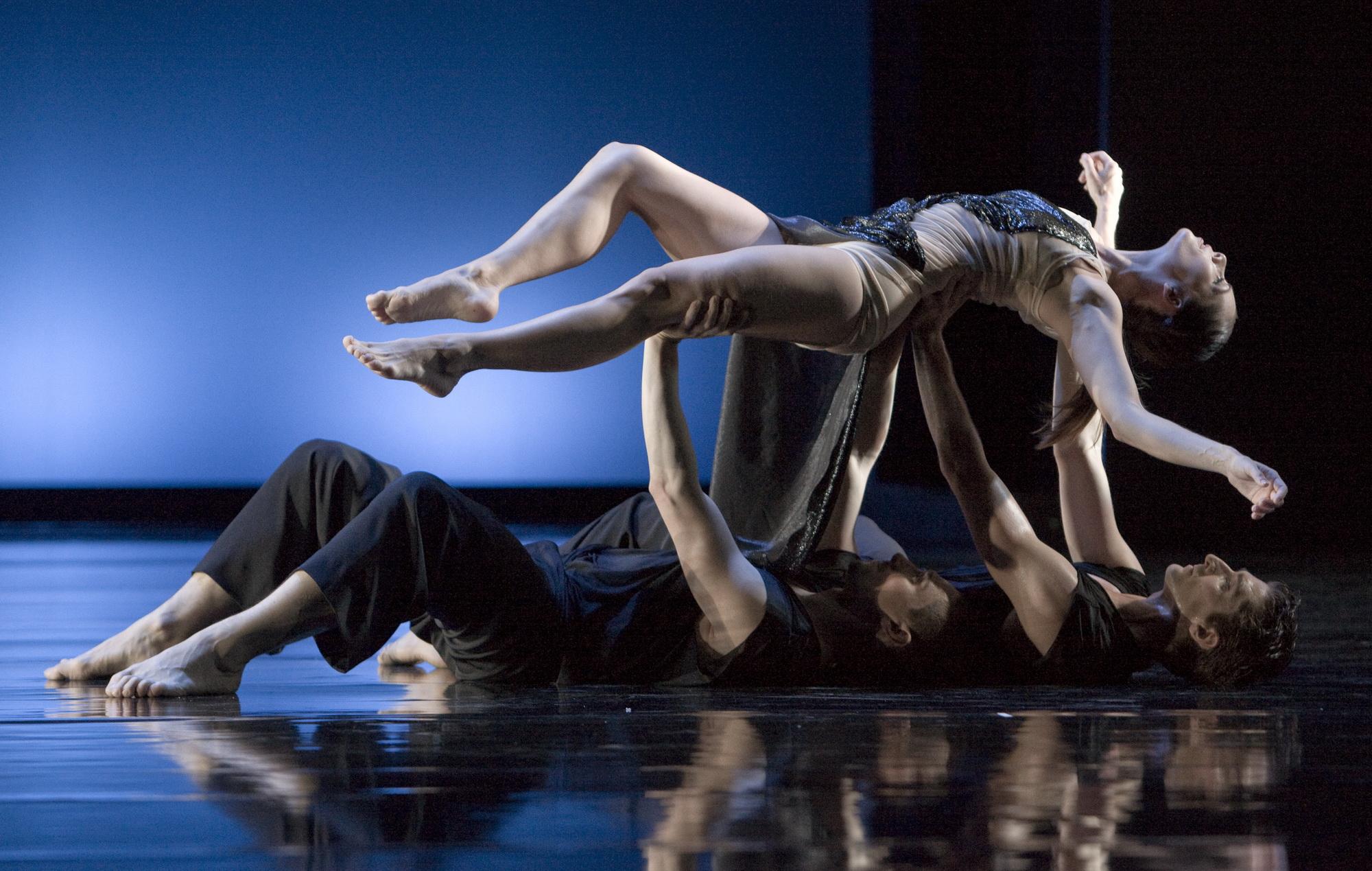 Балетная интерпретация Брамса – «Немецкий реквием» из Дюссельдорфа