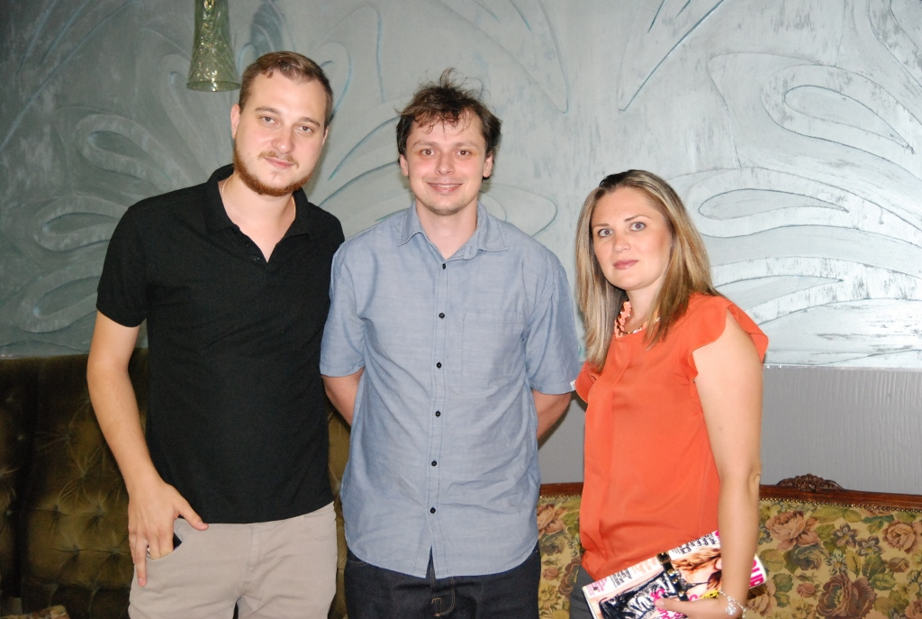 Эксклюзивное интервью с Виктором Комаровым