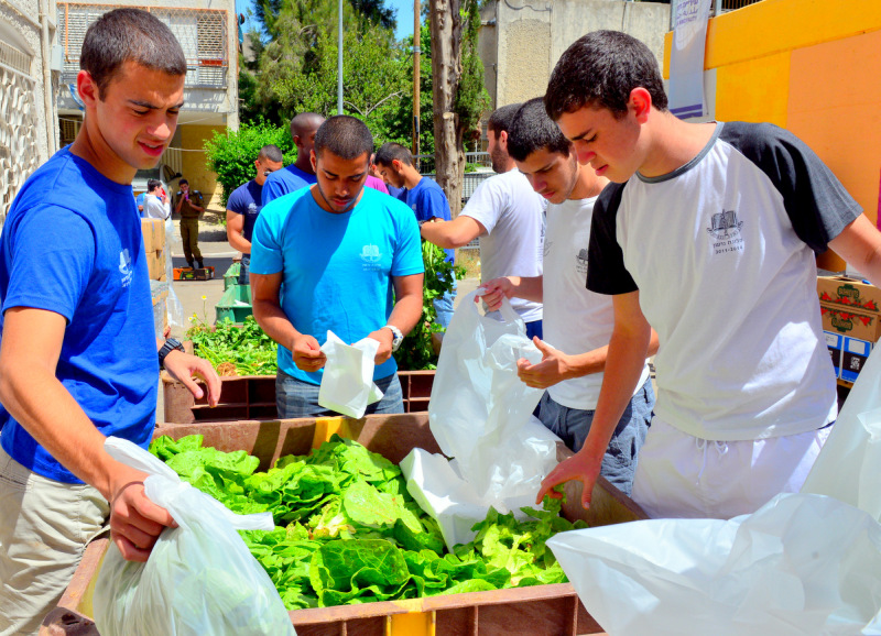 Хайфа: Рош ха-Шана – праздник для всех
