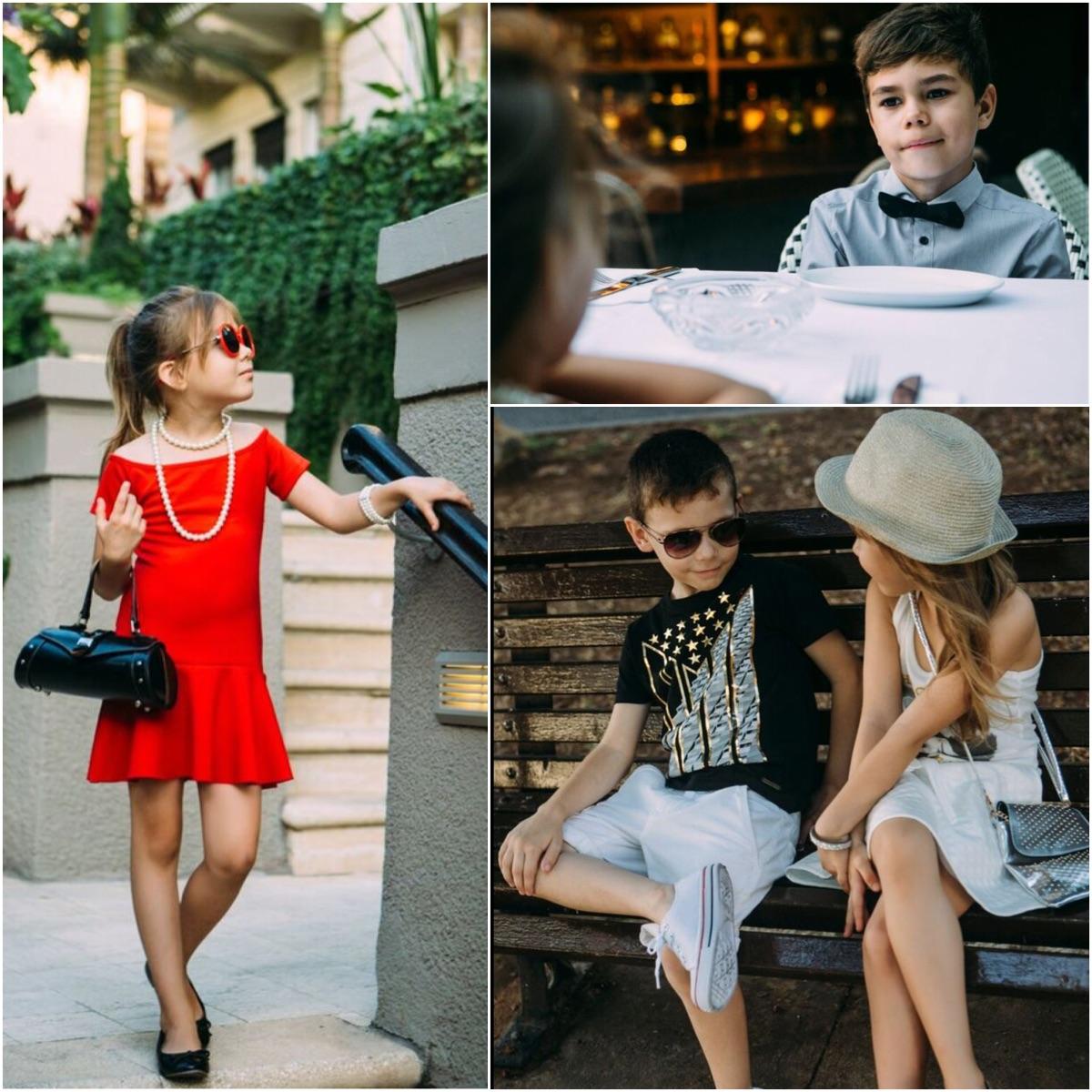 Главное правило выбора праздничного наряда для ребенка открывают дизайнеры Honigman Kids