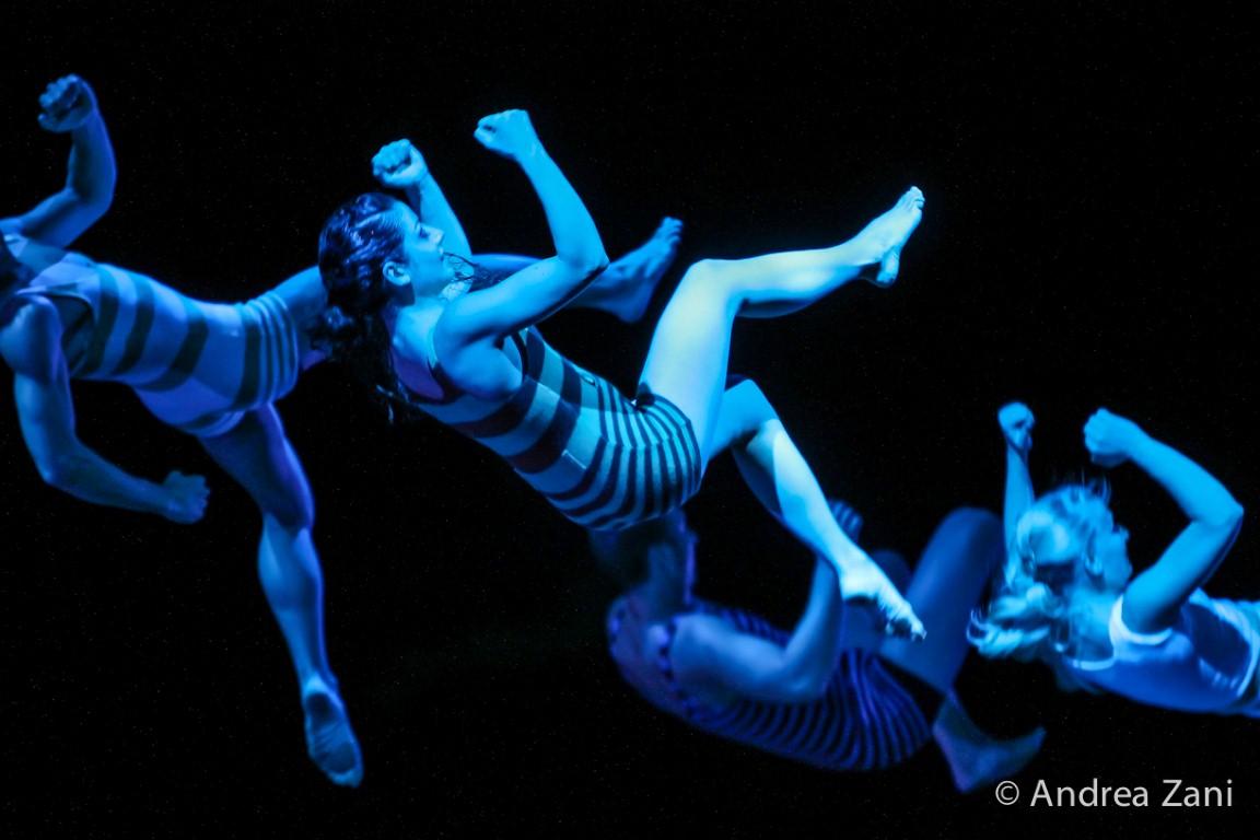 ElectriCity – впервые в Израиле шоу итальянского театра танца eVolution