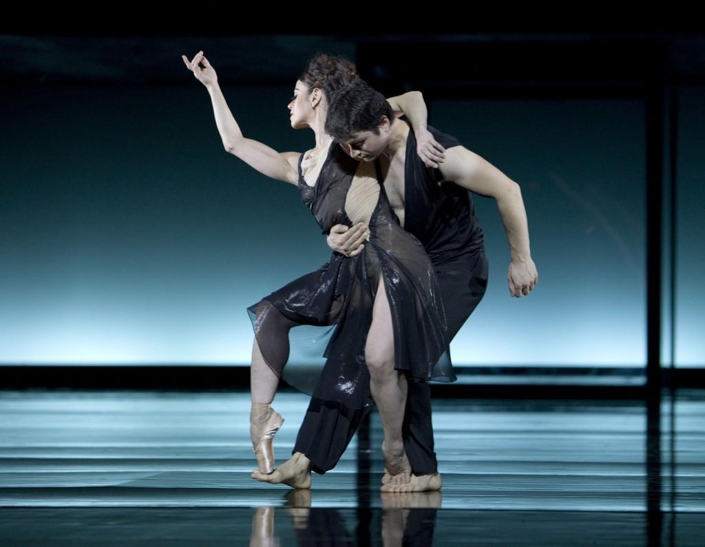 """Ballett am Rhein DŸsseldorf /Duisburg """"Ein Deutsches Requiem""""  (J.Brahms)  Ballett von Martin SchlŠpfer"""
