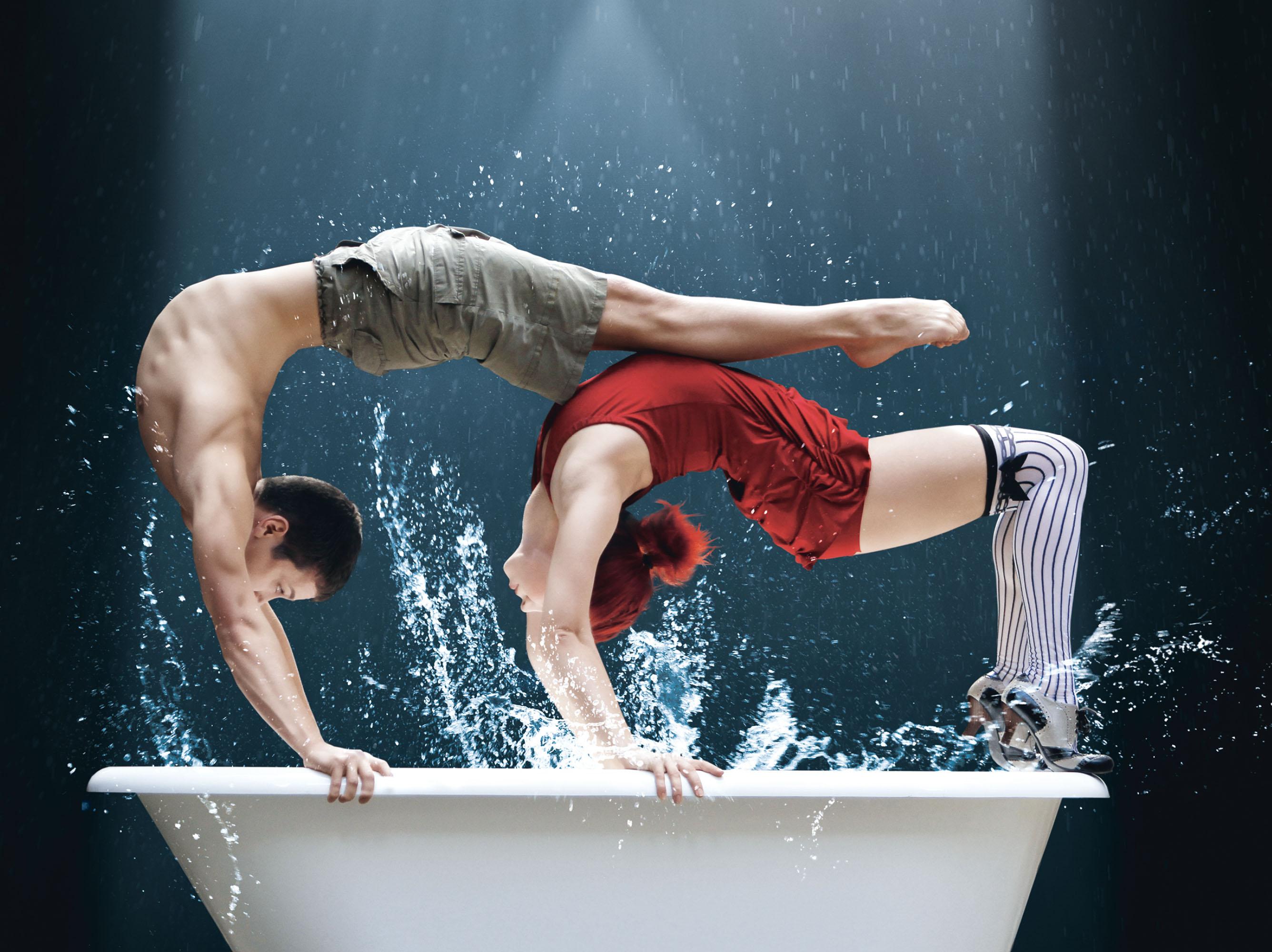 Скоро в Тель-Авиве: уникальное шоу Soap из Берлина