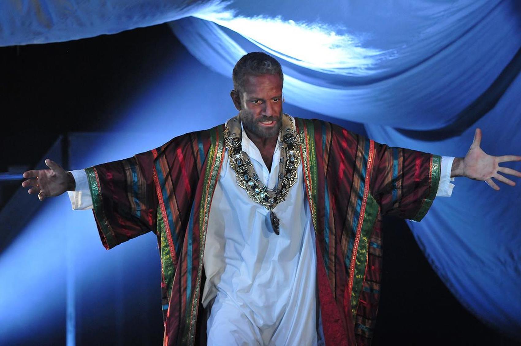 teatraknyi sukkot Otello - photo Sergey Demyanchuk2