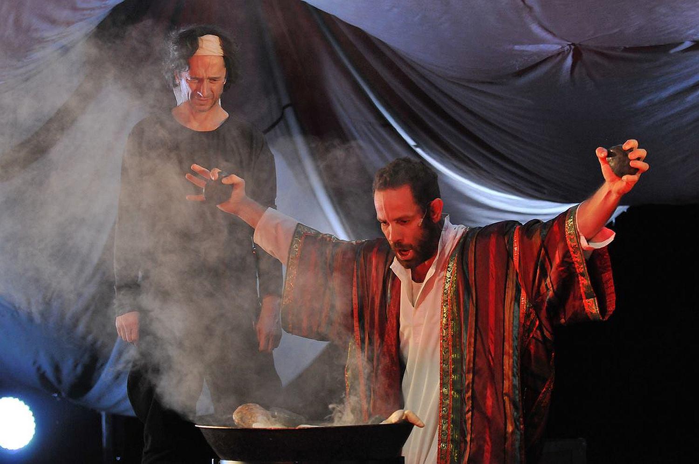teatralnyi sukkot Otello - photo Sergey Demyanchuk 3