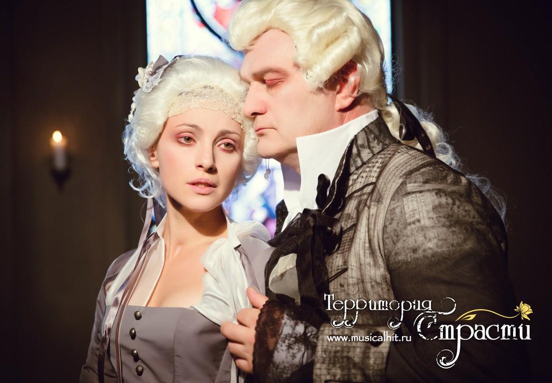 Александр Балуев(Виконт де Вальмон) и Анастасия Макеева(Мадам де Турвель) 8404 (Medium) - Copy