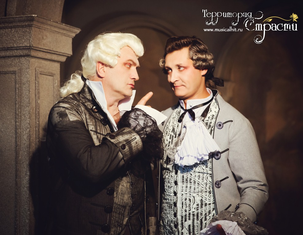 Александр Балуев(Виконт де Вальмон)  и Олег Масленников-Войтов (Азолан) 9076 (Medium)