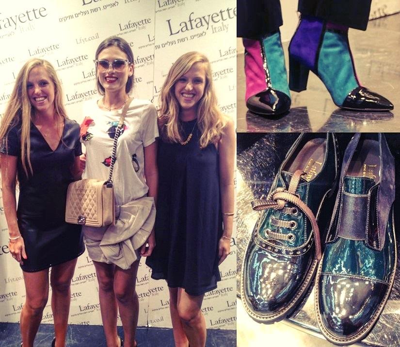 Lafayette Italy принимает команду дизайнеров высокой моды из Италии