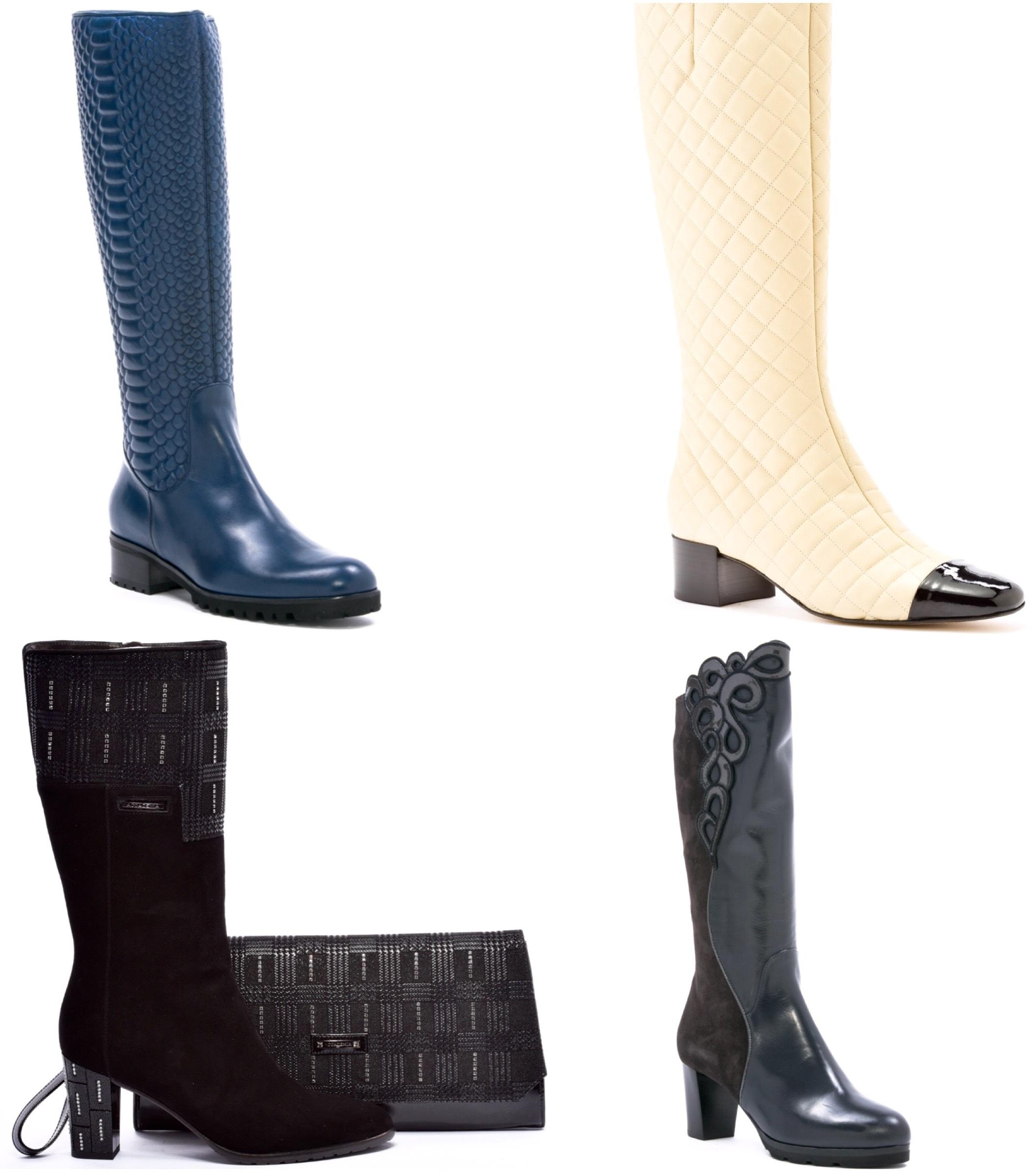 Женский фетиш: какие сапоги в моде этой зимой?