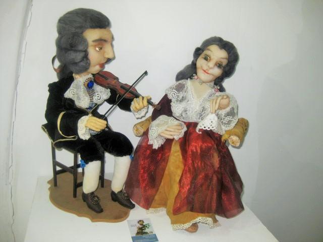 Люди и куклы 5