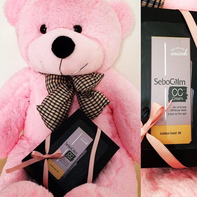 Новый СС-крем от SeboCalm в подарок: получите мэйк-ап нового поколения при любой покупке в «Супер-Фарм»!