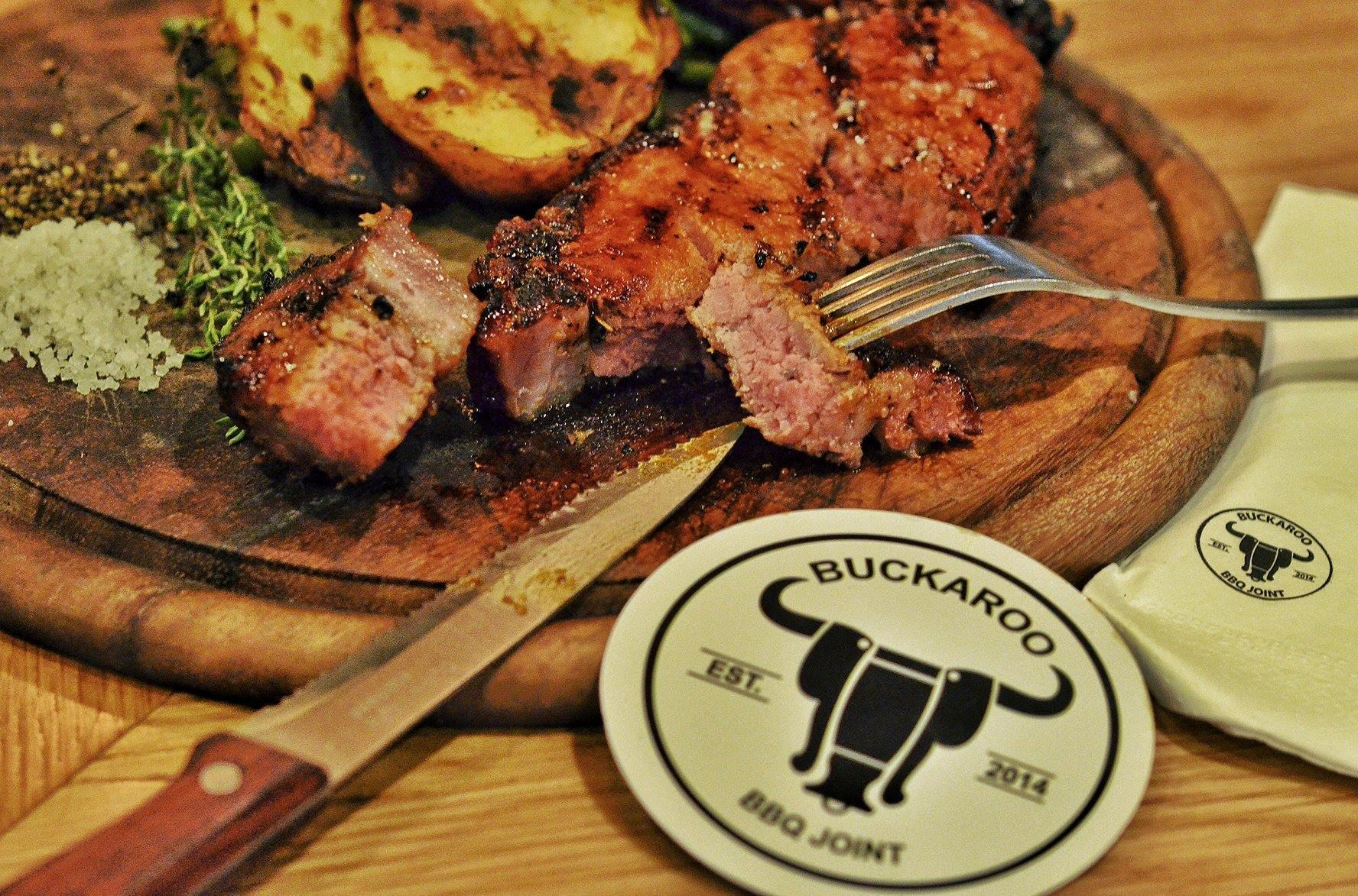 Buckaroo – мясо, которое стоит попробовать!