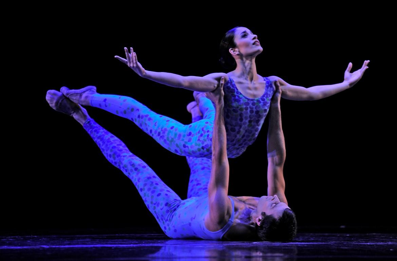 Наследие Баланчина в Уругвайском балете