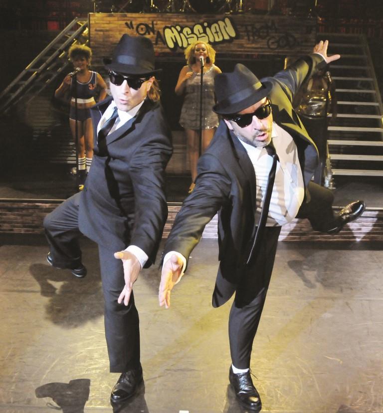 Впервые в Израиле – знаменитое шоу The Blues Brothers Approved!