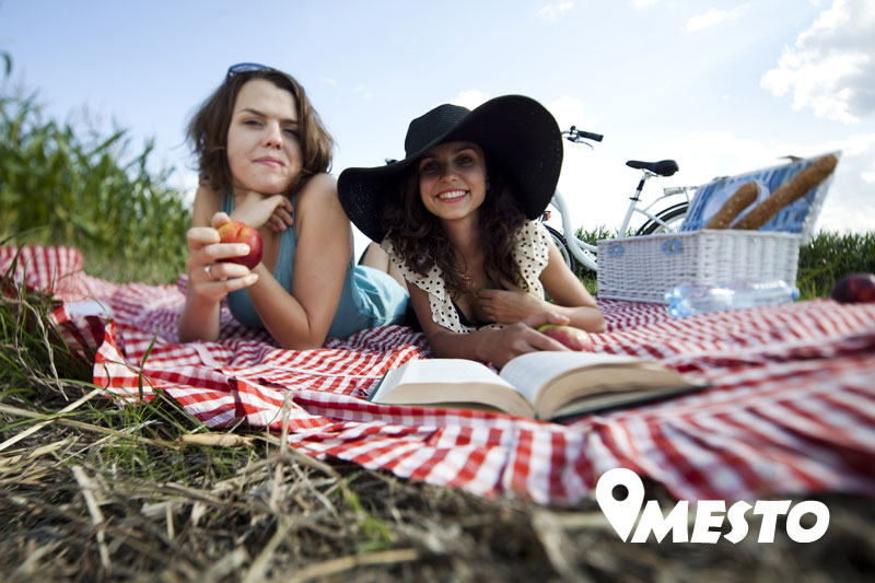 7 лучших мест для пикника, не выезжая из города