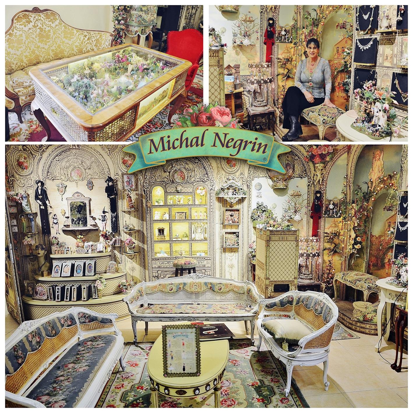 17 ноября в Бат-Яме! День клиента в галерее Michal Negrin, 25% скидки, угощение и встреча с Михаль.