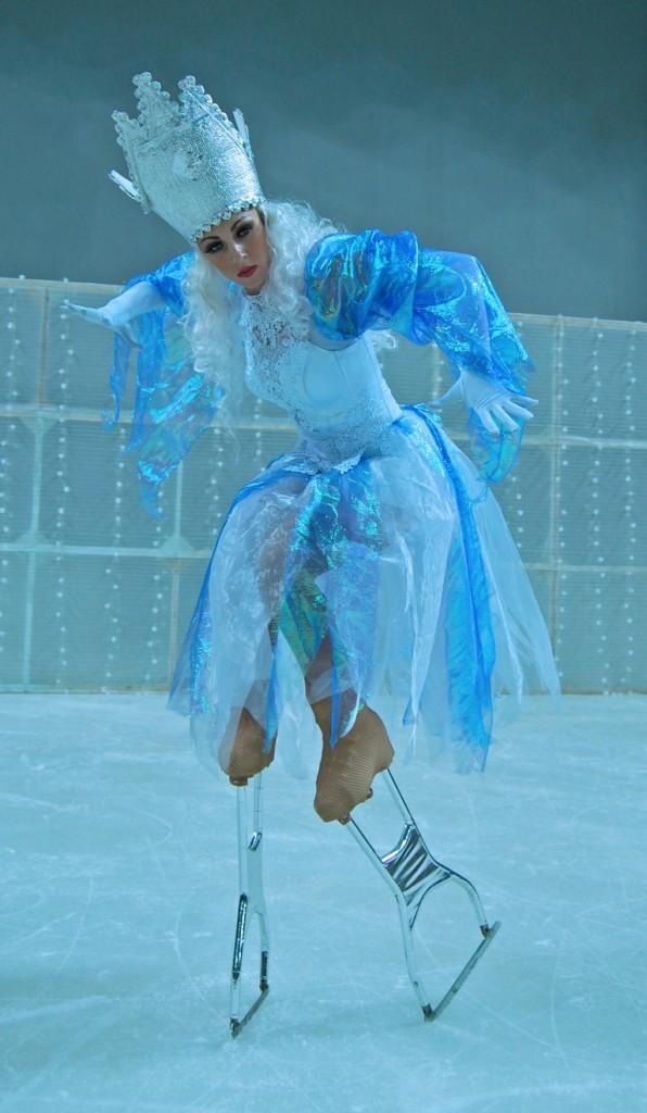 Снежная королева - Московский государственный цирк на льду - Ханука 2015 (5) (Medium)