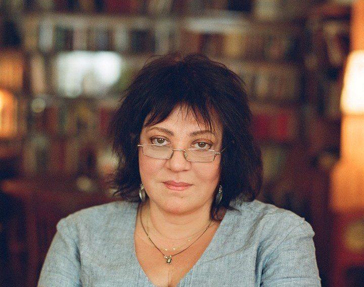 Проект «Линия жизни» представляет: Татьяна Толстая в Израиле