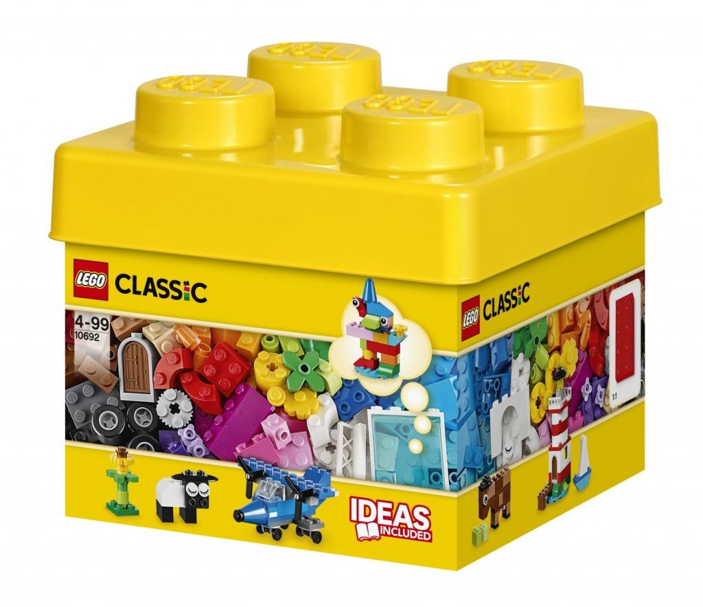 מארז לגו קלאסיק 221 חלקים ב 99.90 שקלים צילום יחצ להשיג ברשת הצעצועים עידן 2000