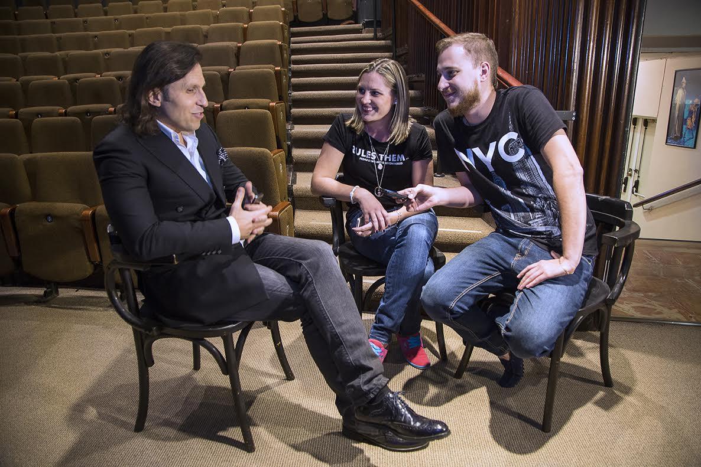 Эксклюзивное интервью с Александром Ревва