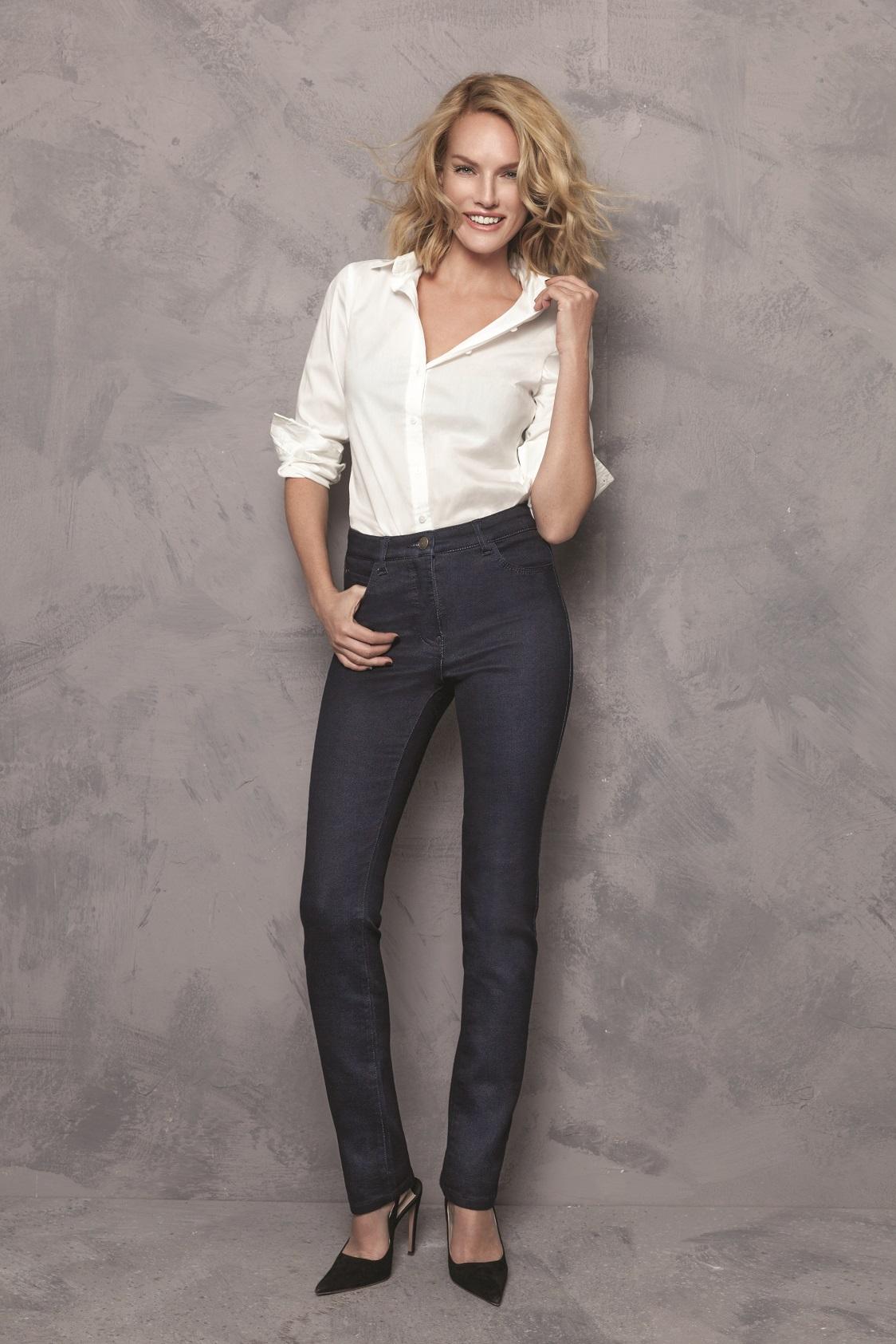 Топ продаж в Crazy Line – джинсы, утягивающие и моделирующие фигуру
