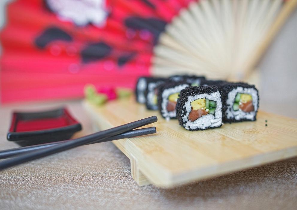 Самые вкусные суши теперь доступны жителям Ришон ле-Циона, Бат-Яма и Холона