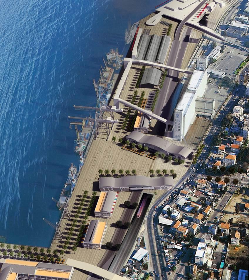 Хайфа: строительный проект утвержден