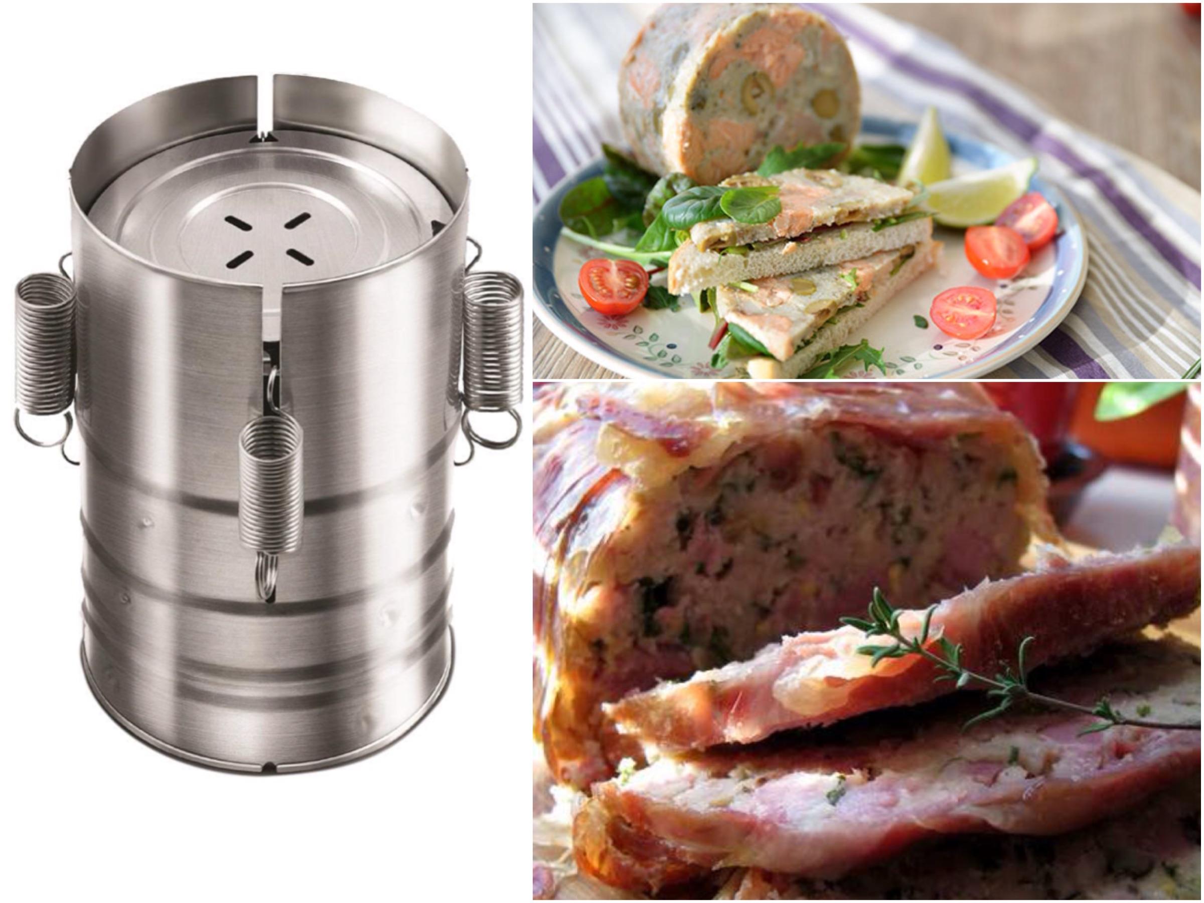 Ветчинница Redmond: заменяем вредную покупную колбасу на домашнюю натуральную рыбную ветчину – 3 рецепта