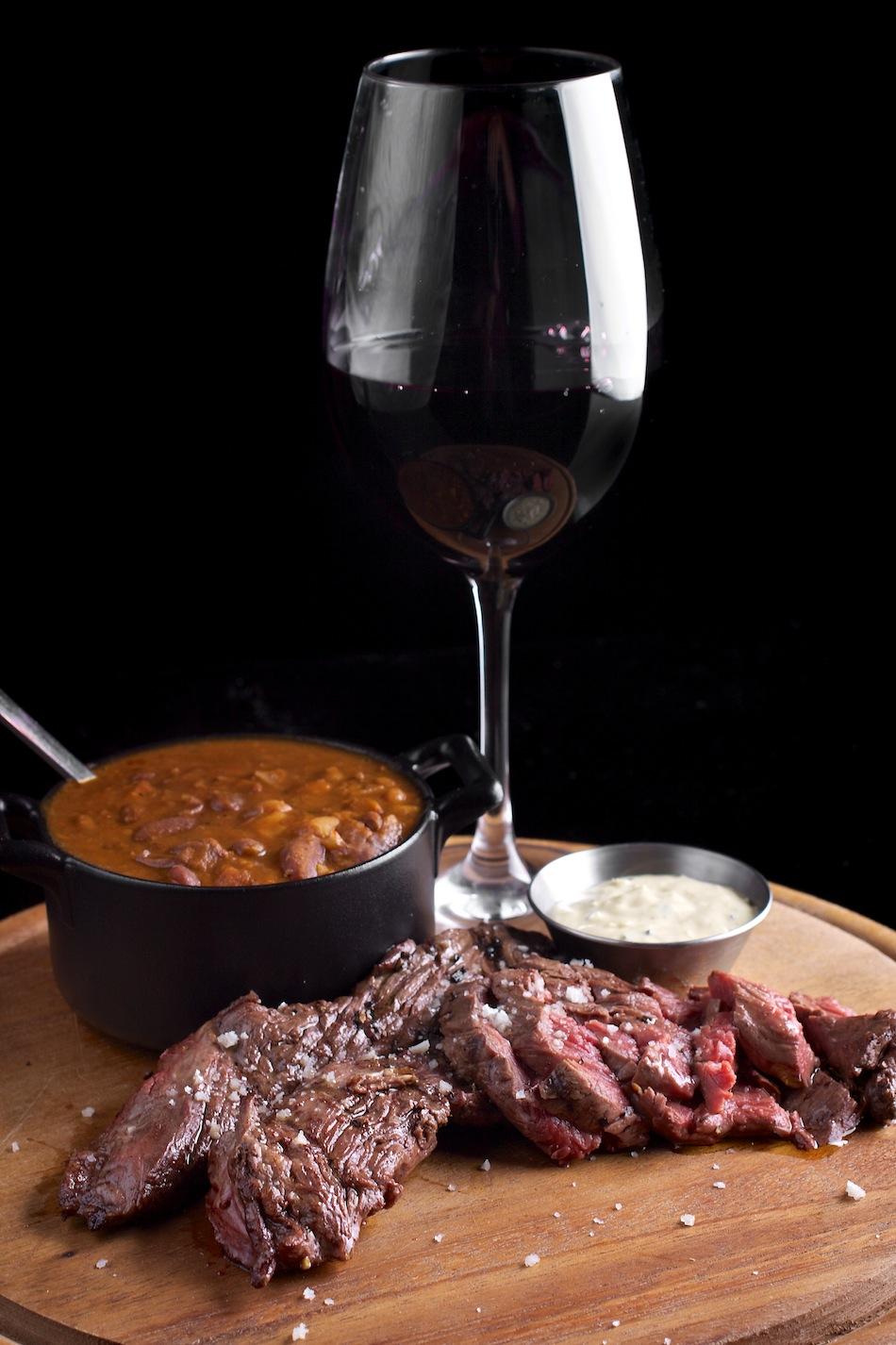 Мечта гурмана – вечер вина и мяса