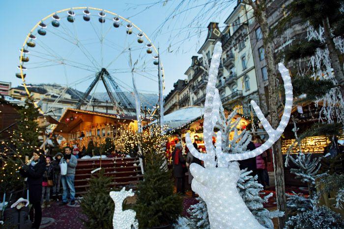 Moodshooting Weihnachtsmarkt Montreux 2012