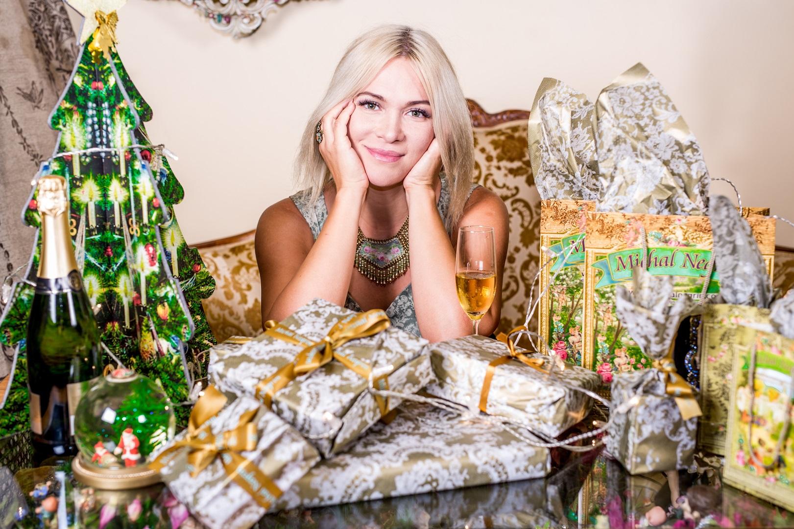 Чего хочет женщина или Новогодняя акция в Michal Negrin: весь ассортимент – без НДС!
