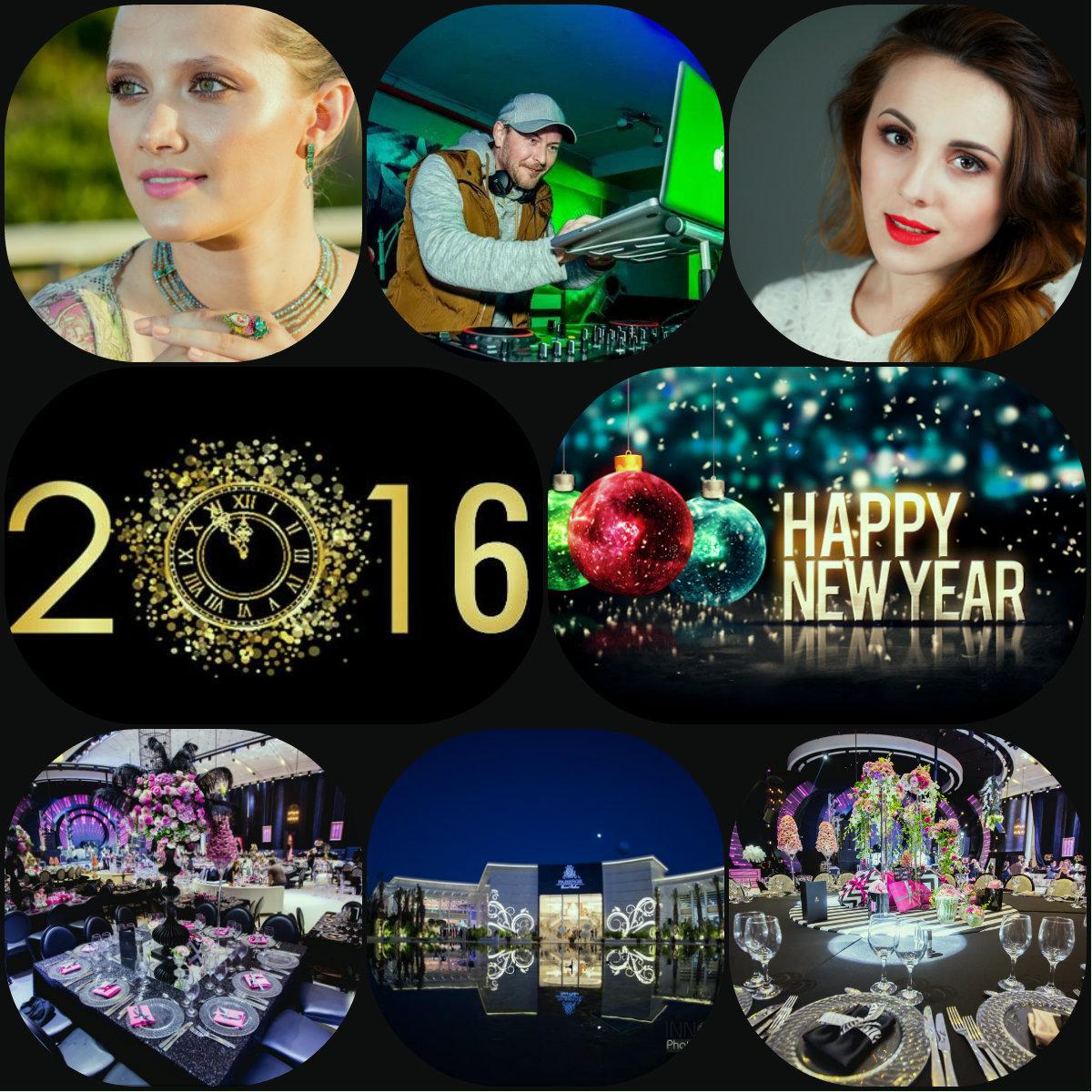 Волшебная Новогодняя ночь во дворце «Фаберже»