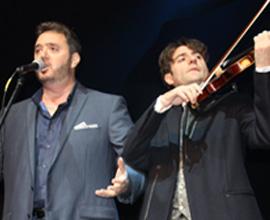 «Скрипка и тенор на два голоса»