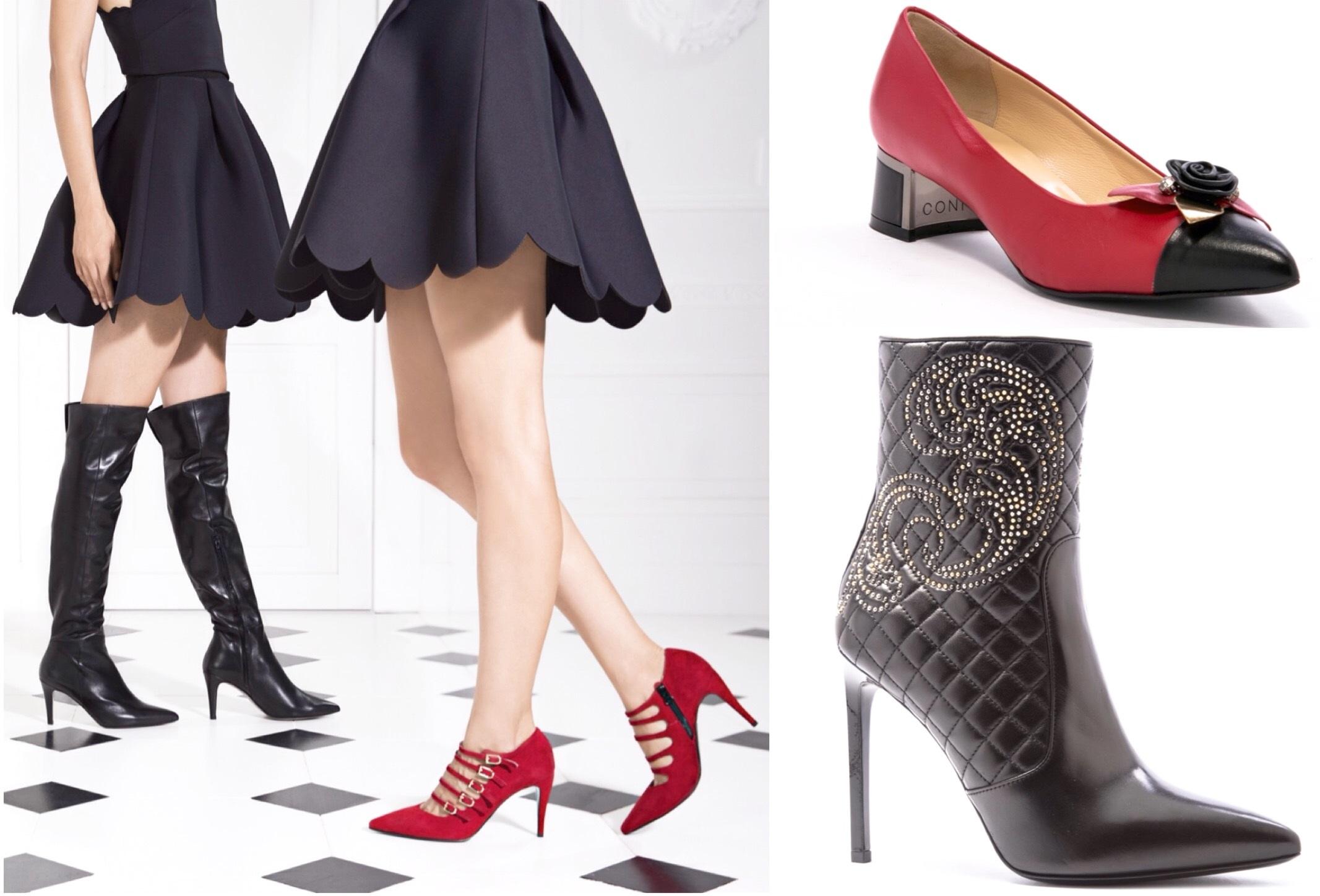 Предновогодние скидки в Lafayette Italy – 25% на праздничную коллекцию обуви и сумок!