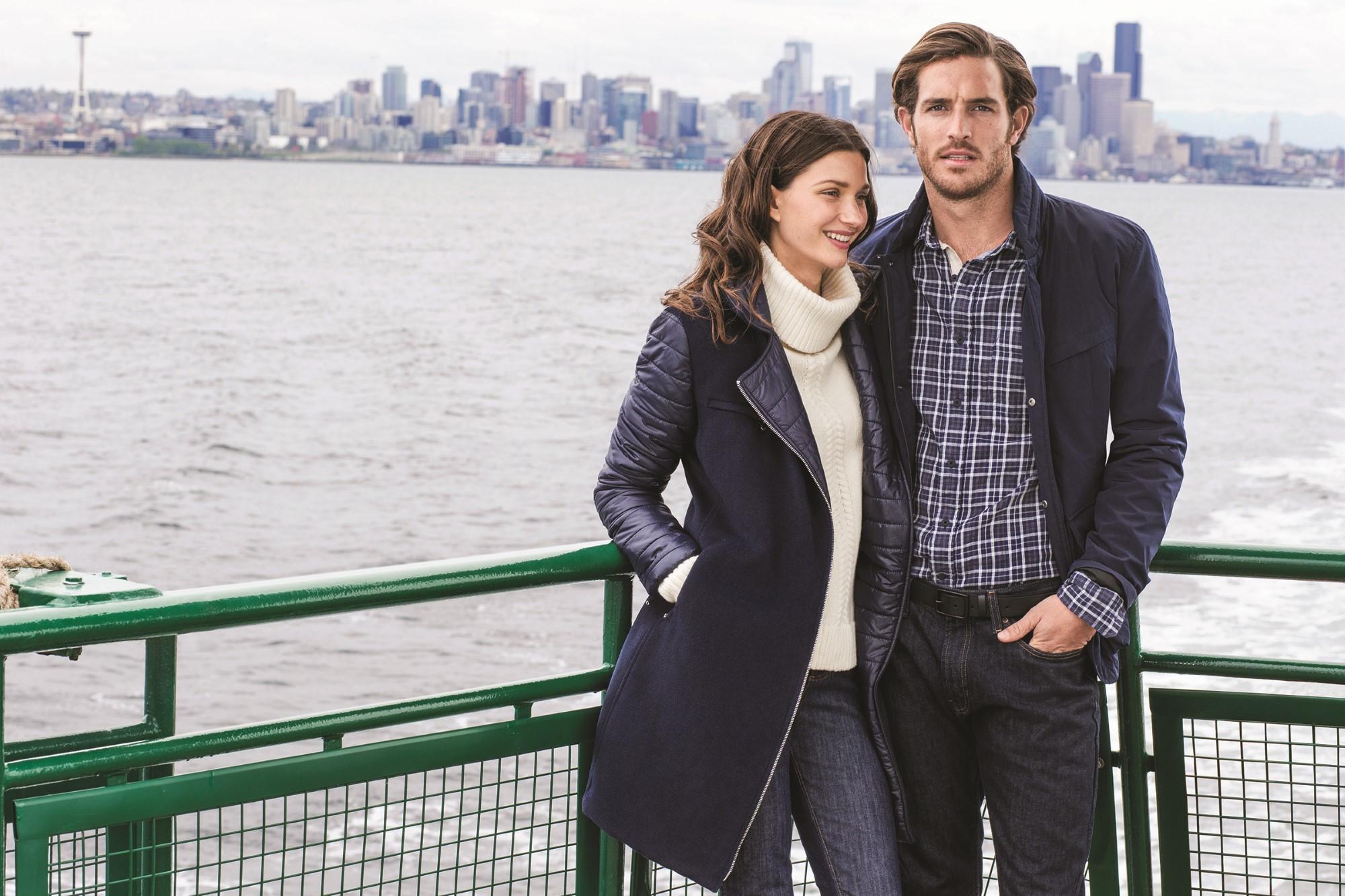 Nautica: Зимняя одежда со скидкой 30%