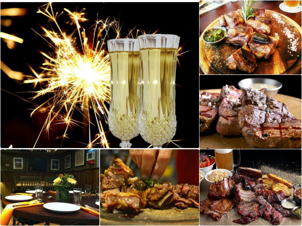 Идеальный новогодний стол: 7 перемен блюд от Buckaroo