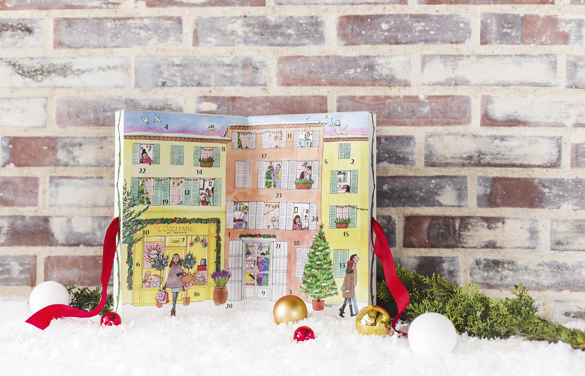 Волшебные новогодние подарки от LOCCITANE