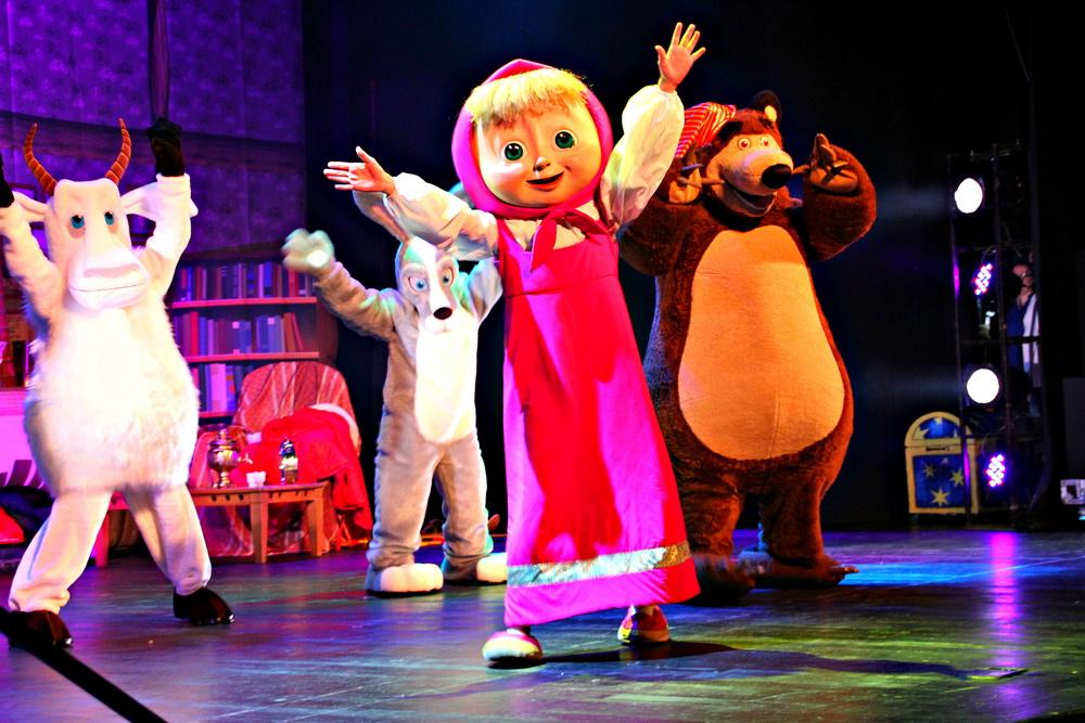 «Маша и медведь» – как мечту детства превратить в бренд