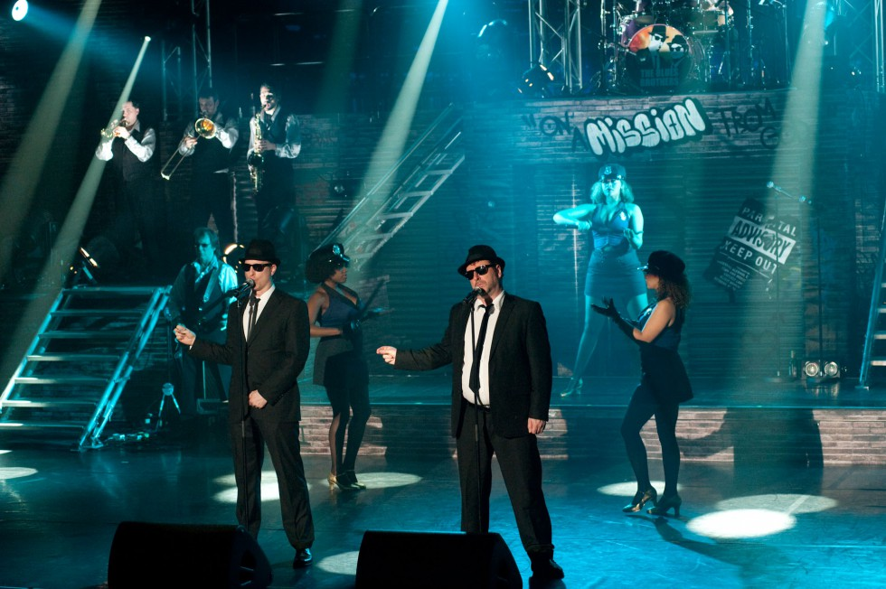 The Blues Brothers Approved: музыка превыше всего!