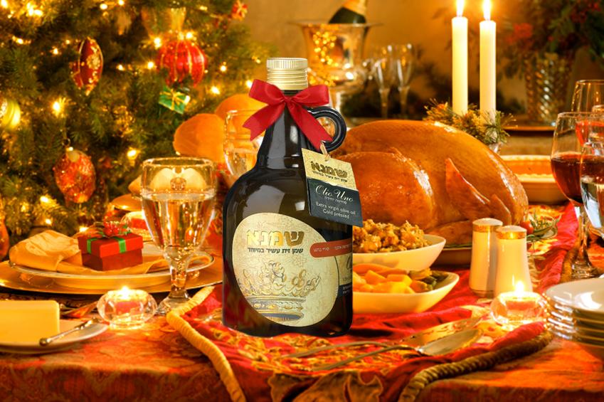 Полезные новогодние подарки: домашнее оливковое масло «Шамна» и натуральные фермерские деликатесы