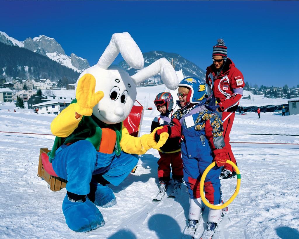 Открываем зимний сезон на горнолыжных курортах Швейцарии