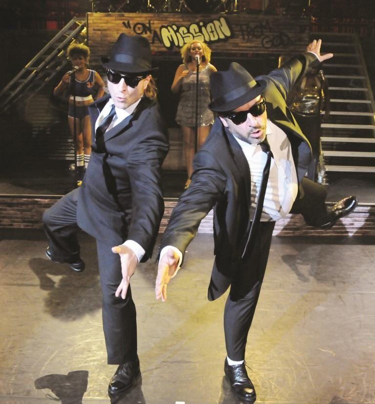 Мероприятие от yes Surprise: знаменитое шоу The Blues Brothers Approved в Израиле!